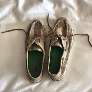 Used sperry women's boat shoes